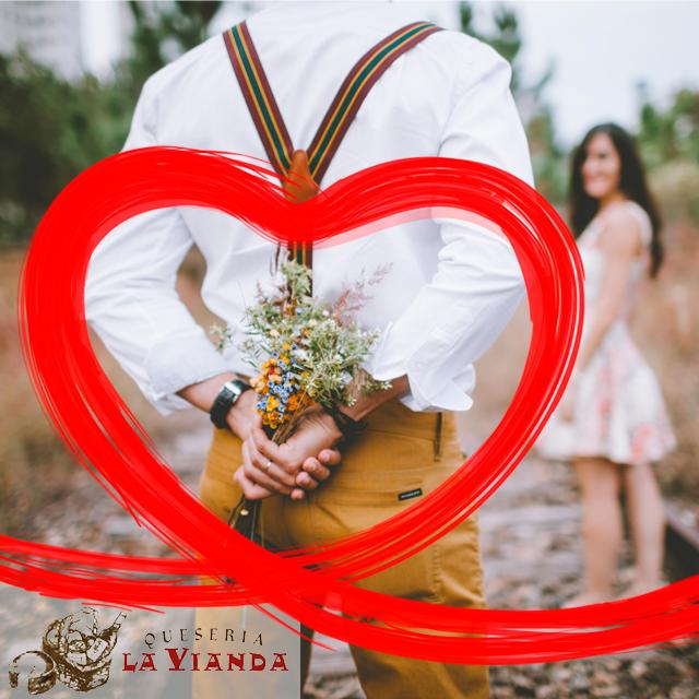 Este San Valentín enamora a través del gusto