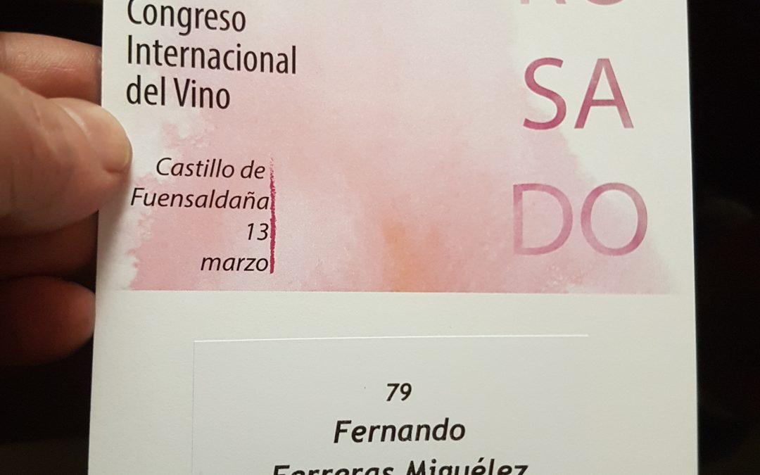 I Congreso Internacional del Vino Rosado