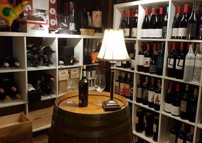 Rincon del vino