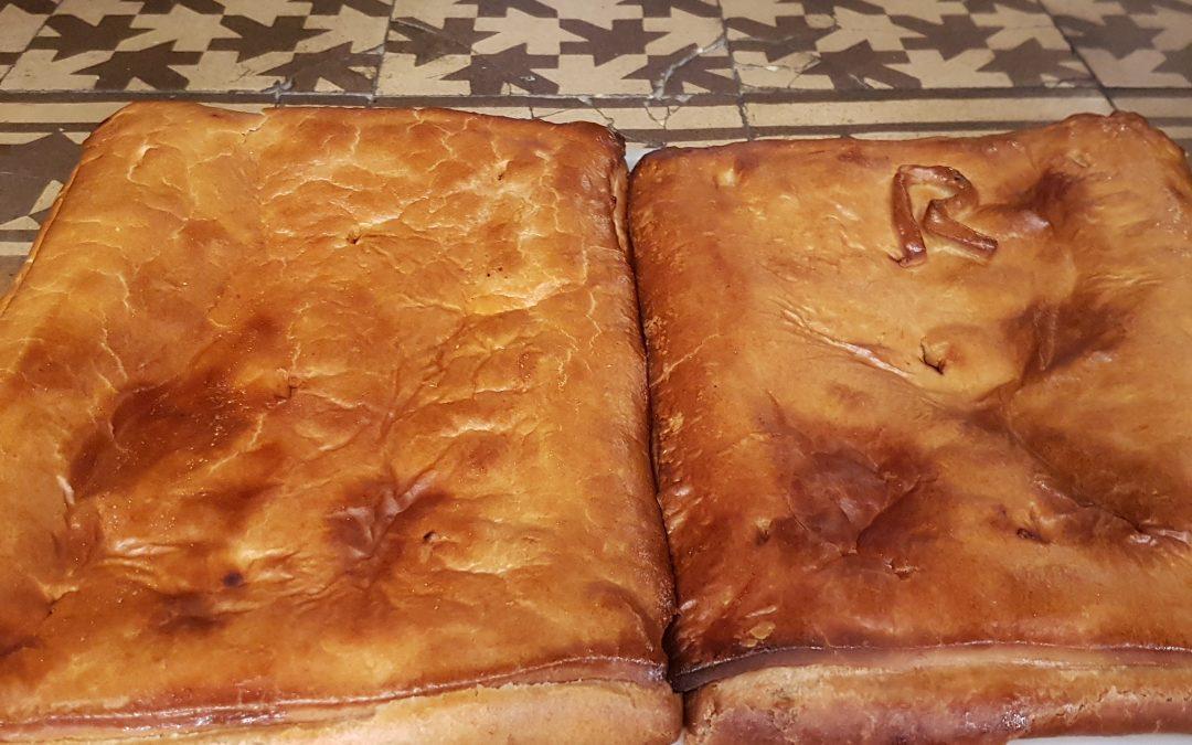 Empanadas Artesanales de Cecina…
