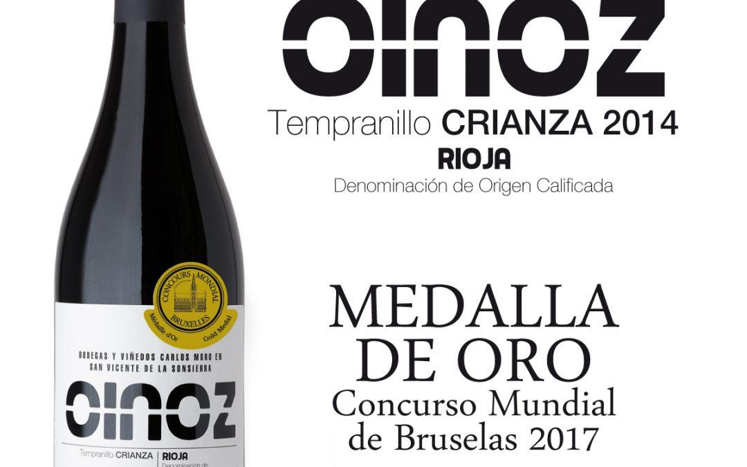 Ruben García Franco y Grupo Matarromera OINOZ  Rioja