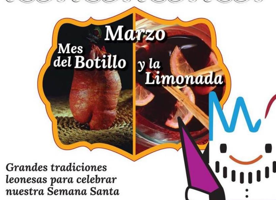 Botillo y Limonada, los productos de Marzo CEG 2018