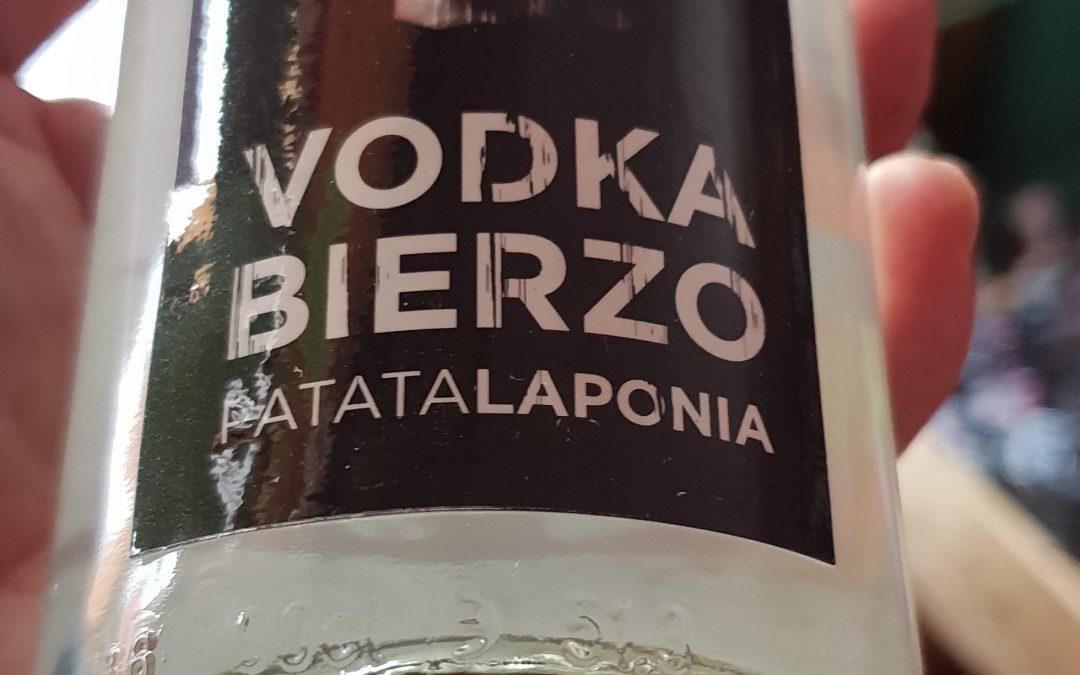 Elefante Majara el Vodka del Bierzo